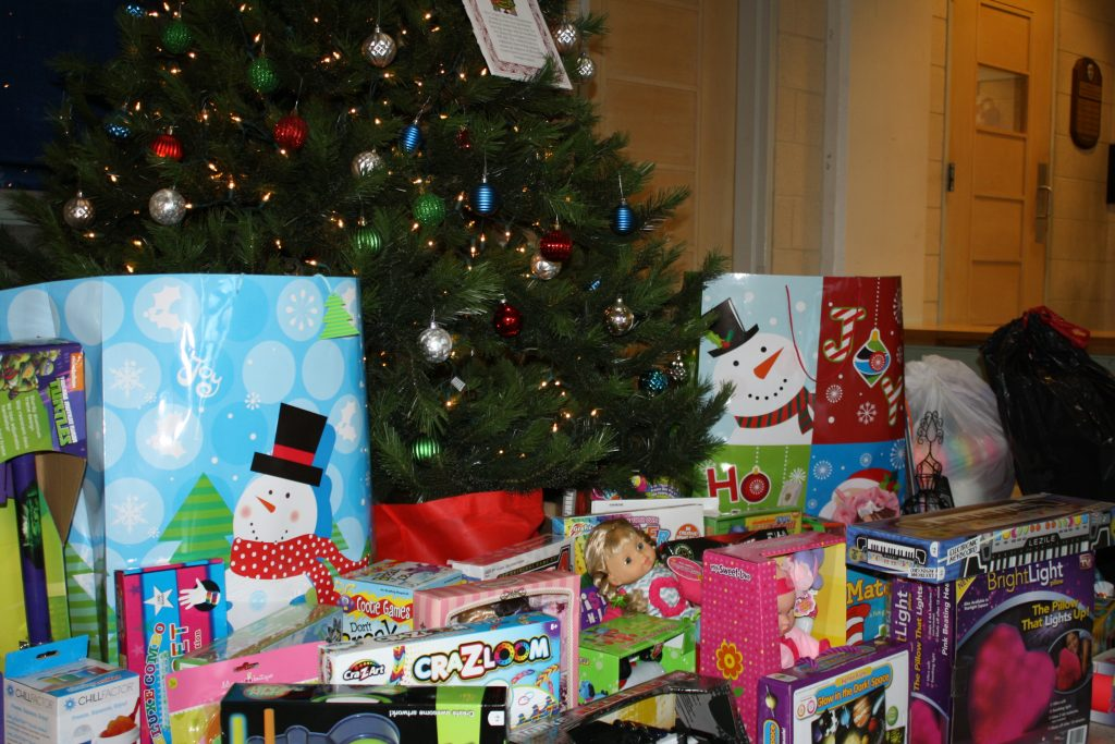 Ocean City Police Department Collecting Toys to Benefit Worcester GOLD