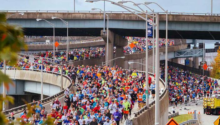 Delmarva Runners Participate in NYC Marathon, Past and Present
