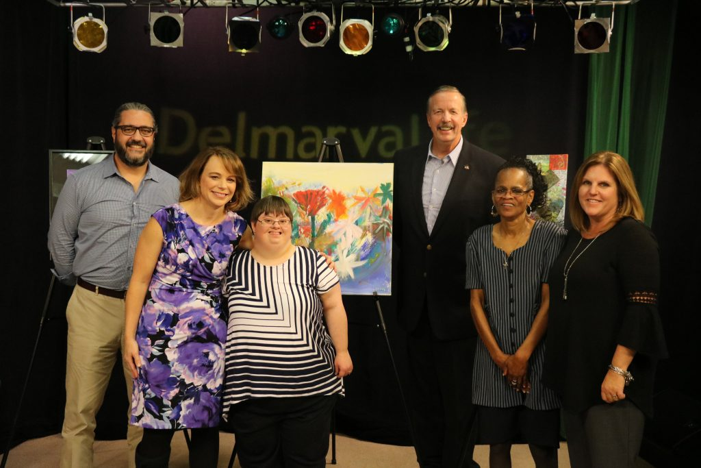 Creative Hearts Program, Third Annual Art Open House at Pat's Pizza