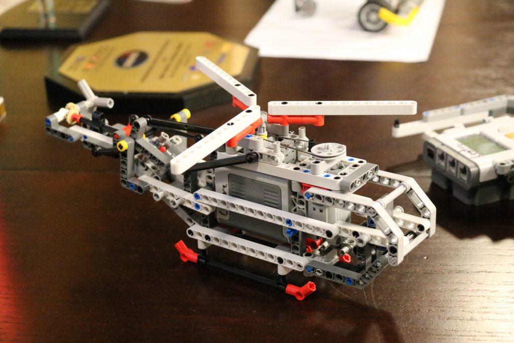 Robotics Club and Maryland STEM Festival
