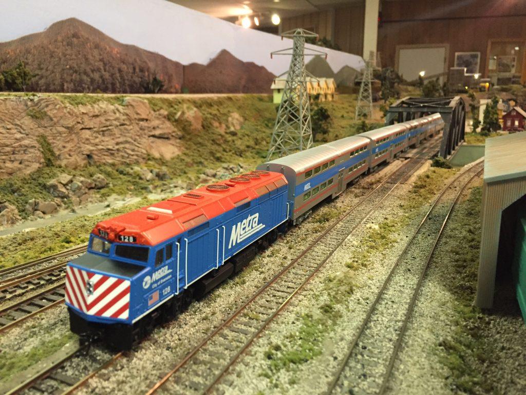 Delmarva Model Railroad Club Holiday Open House
