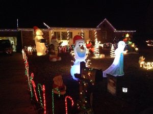 Gary and Bonnie Hatcher's home in Salisbury, Maryland.