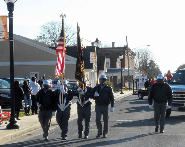 Delmar Holds Annual Christmas Parade