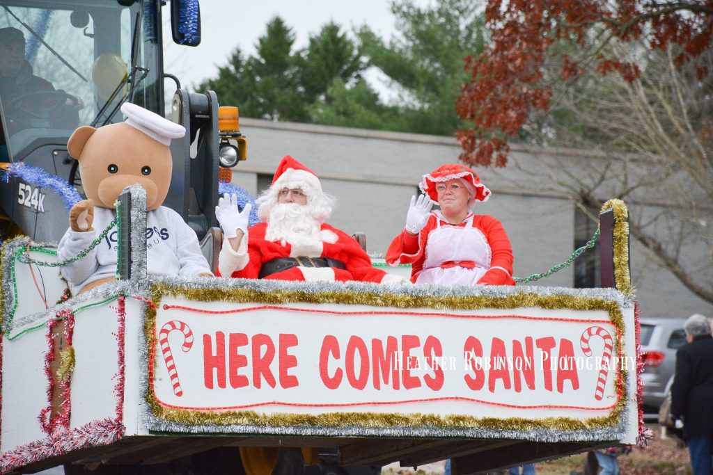 Winners Announced From 70th Annual Salisbury Christmas Parade