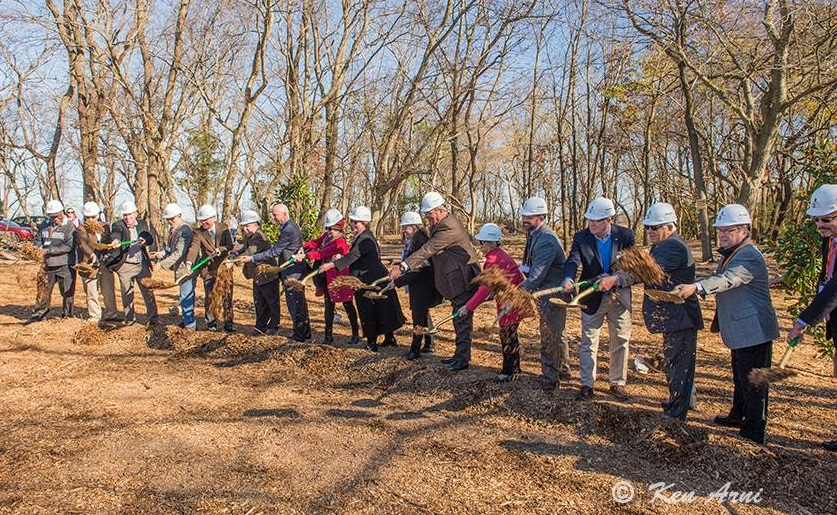 Delaware Botanic Gardens Holds Groundbreaking, Launches Phase One