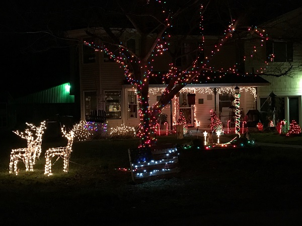 delmarvas holiday house 2016 week of dec 11 17 - Willard Bay Christmas Lights