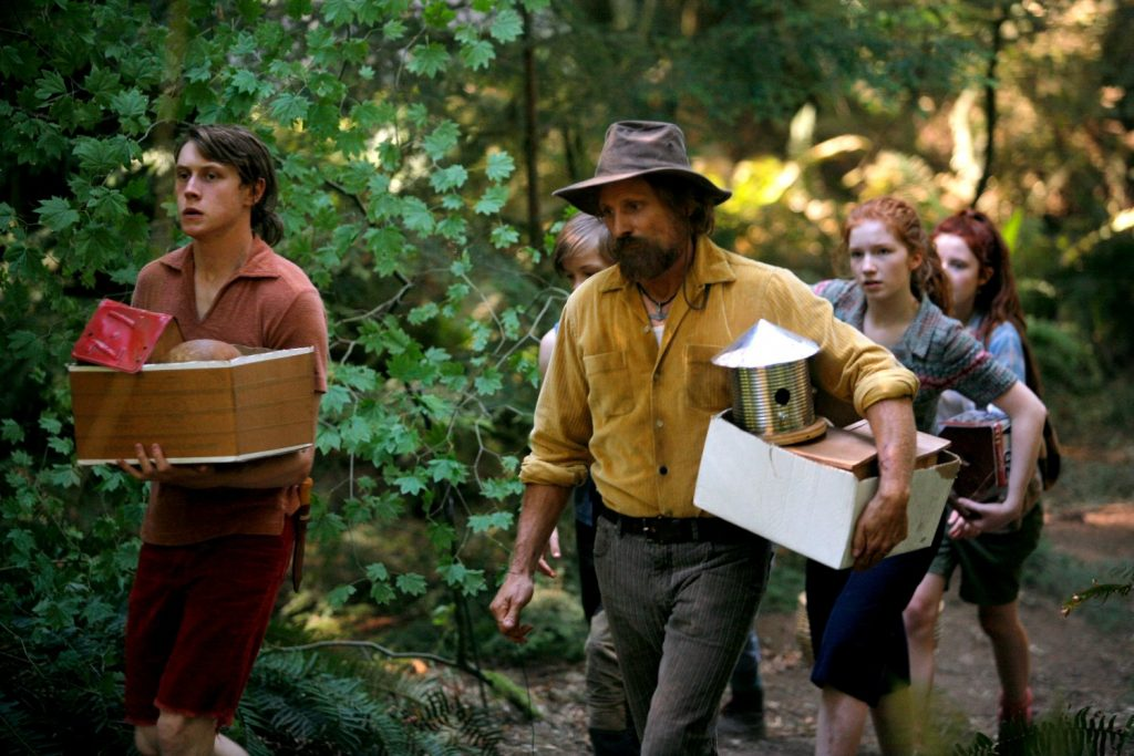 Movie Review – Captain Fantastic