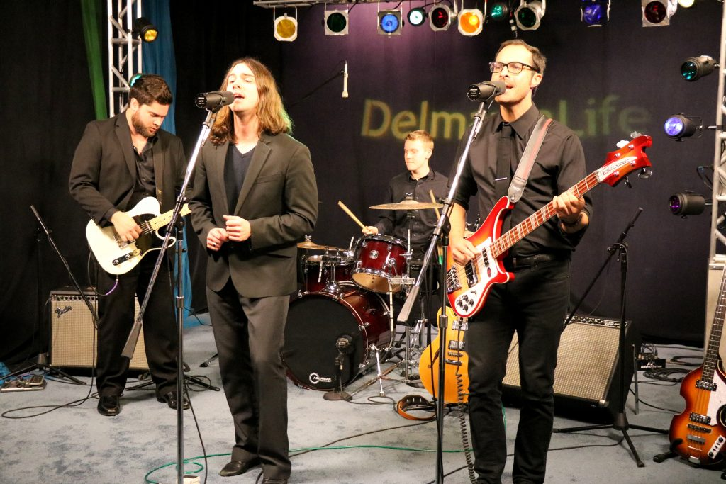 The British Invasion Experience Performs on the DelmarvaLife Stage and Previews their Upcoming Show