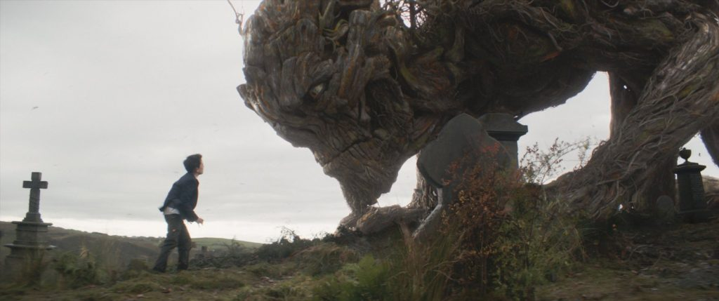 Movie Review – A Monster Calls