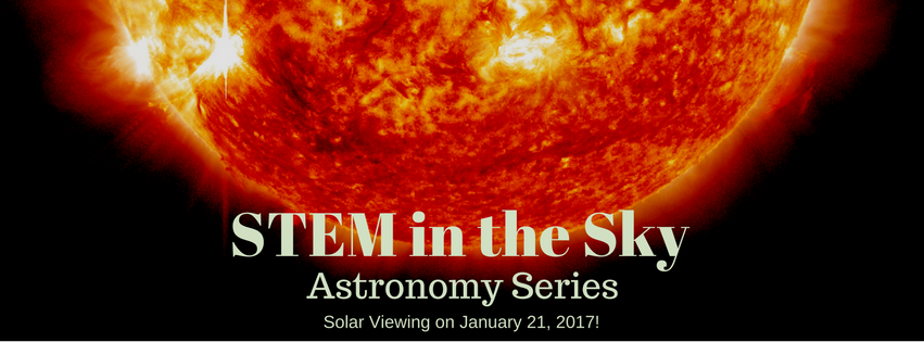STEM in the Sky: Solar Viewing Event on Wallops Island
