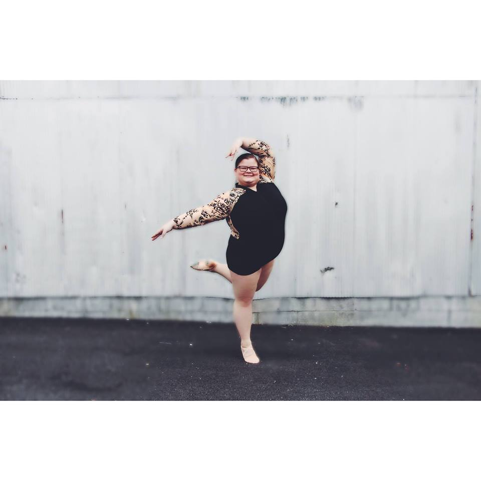 Lizzy Howell of Milford Shares Dance Video on Social Media, Inspires People All Over the World