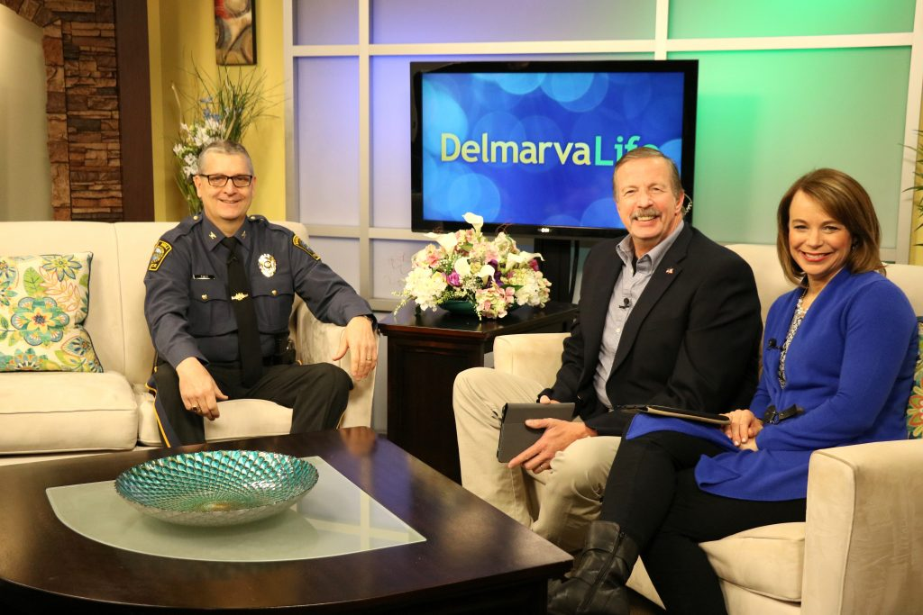 Chief Tom Davis from the Snow Hill Police Dept. Talks Prom Safety