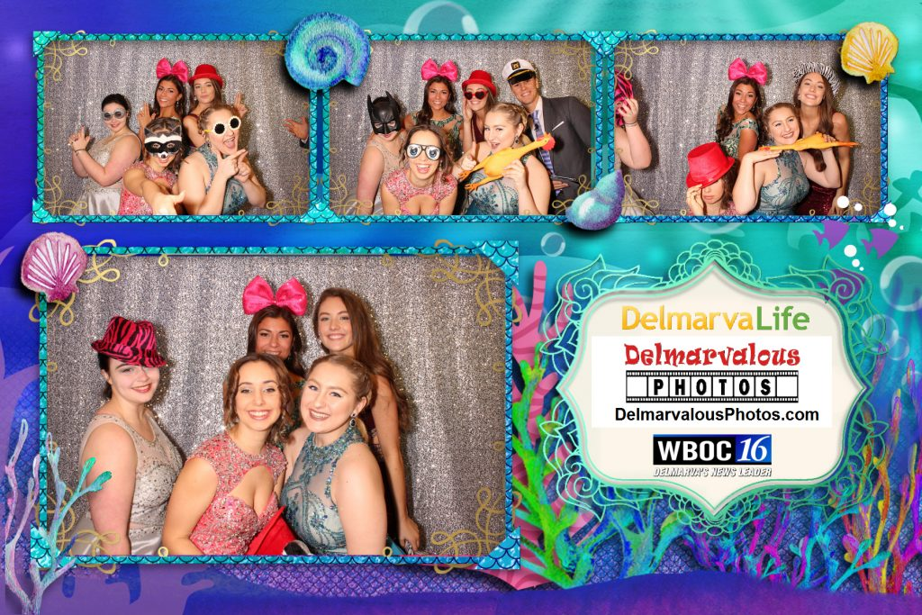 Delmarvalous Photos Photo Booth, Great Way to Capture Prom Night or Any Occasion