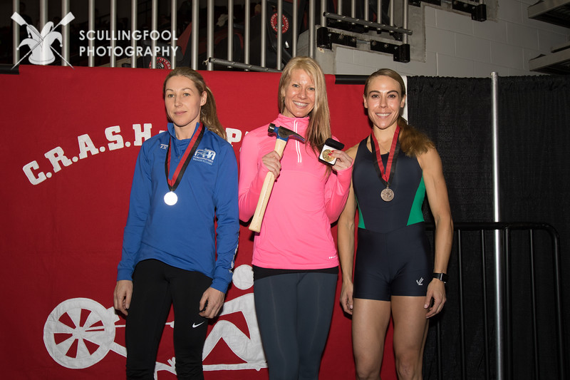 Public Relations Specialist for Dogfish Craft Brewery Wins First Place in Indoor Rowing Championship