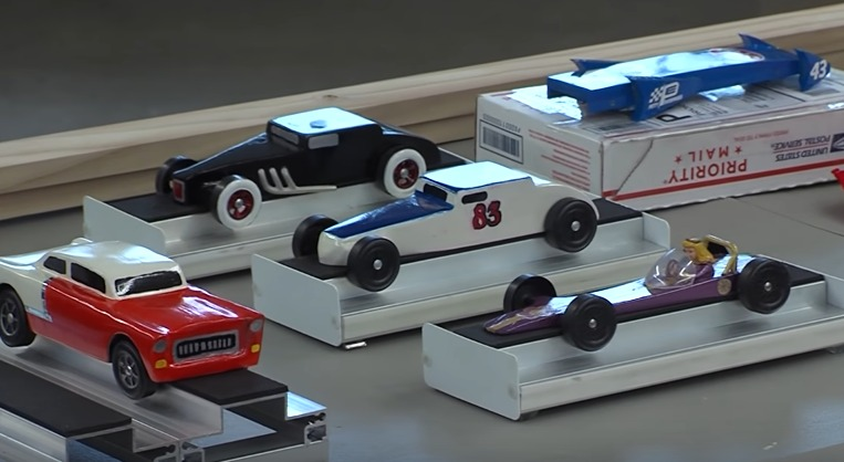 5th Annual Pinewood Derby Winter Classic