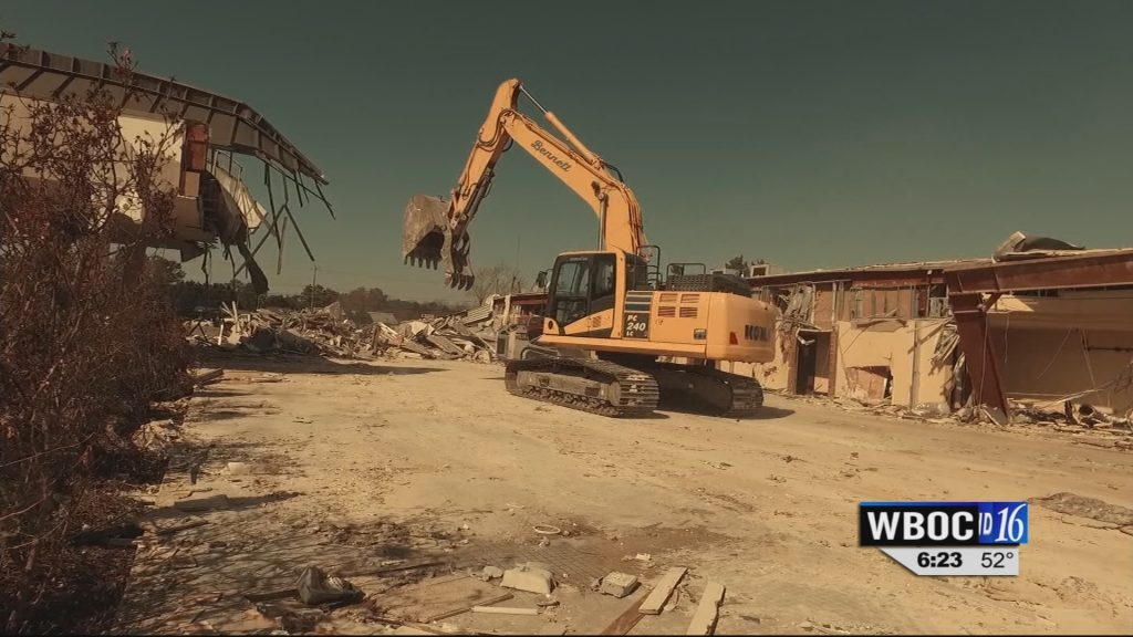 Travels With Charlie: North Salisbury Restaurant Torn Down