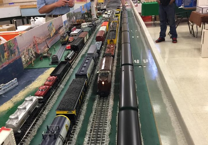 Model Trains, Toys Featured at Seaford VFD Annual Show