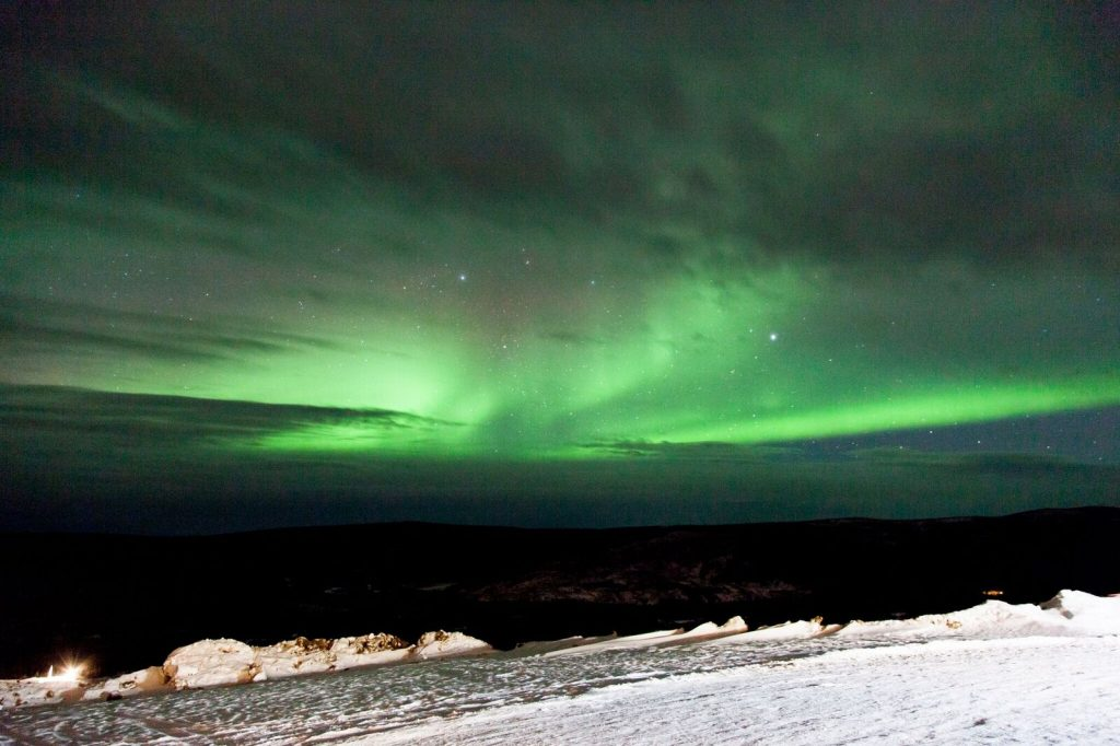 Delmarva's Connection with the Aurora-Borealis, NASA Wallops Flight Facility