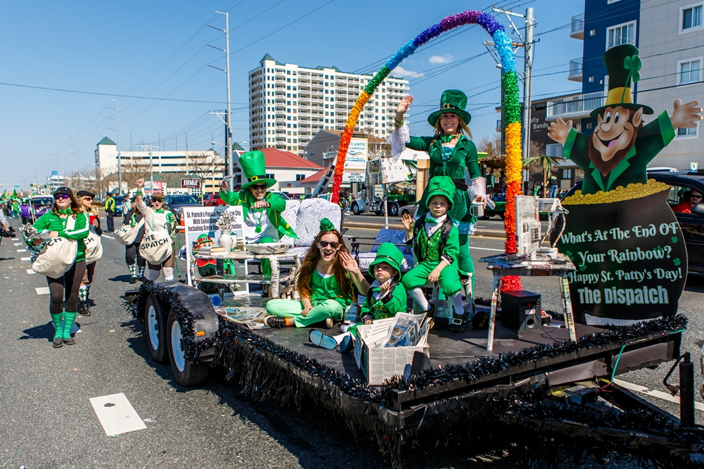 Ocean Pines to Offer 'Safe Ride Home Program' for St. Patty's Day Parade Weekend