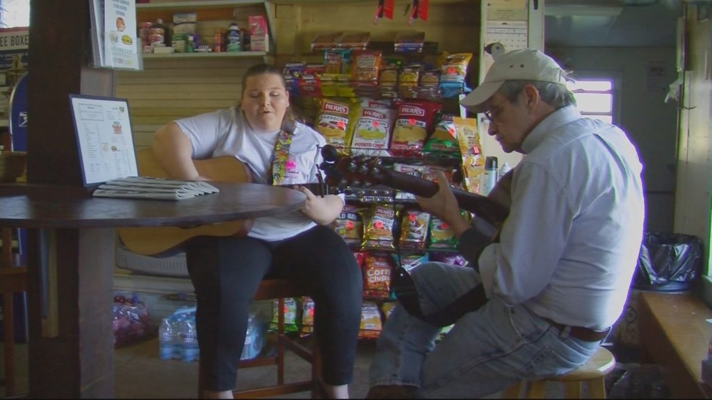 Travels With Charlie: Kate Bradshaw at Dorchester County's General Store