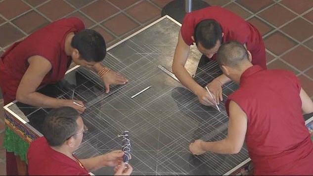 Mystical Arts of Tibet: Buddhist Monks Return to Salisbury University