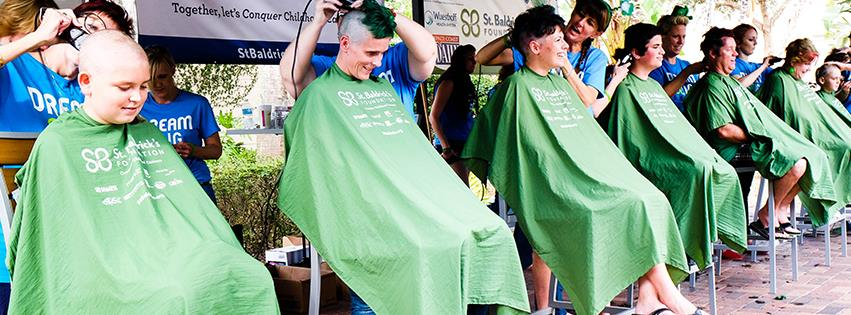 "Big Easy ""Shave for the Brave"" Event to Benefit St. Baldrick's Foundation and Childhood Cancer Research"