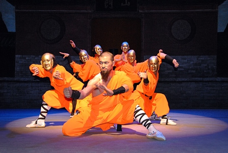 Shaolin Warriors Perform March 29 at Salisbury University