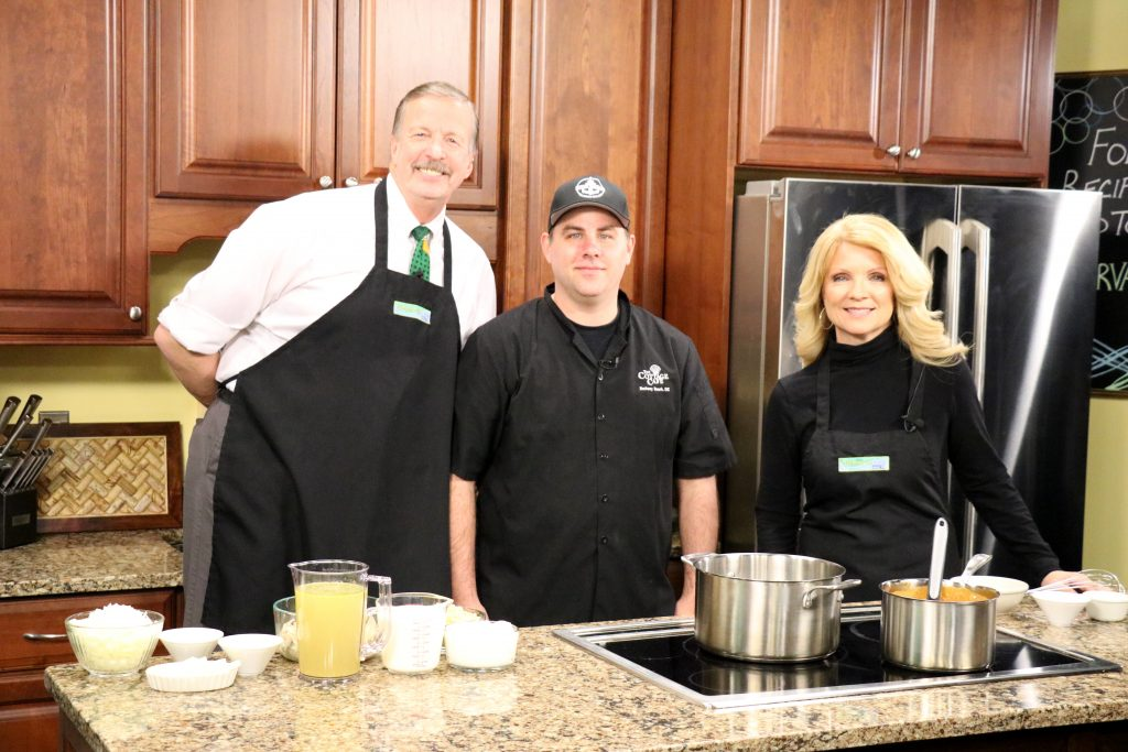 """""""Soups for Sue"""" Event to Benefit The Cottage Cafe's Soup Extraordinaire Battling Lung Cancer, and Chicken Paprika Soup Recipe"""