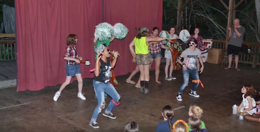 Camp Possibilites: Summer Camp for Children with Diabetes