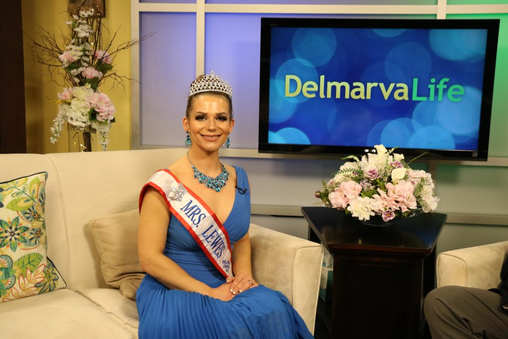 Mrs. Lewes Delaware America 2017: Being a Mom, Co-Business Owner, and Community Leader