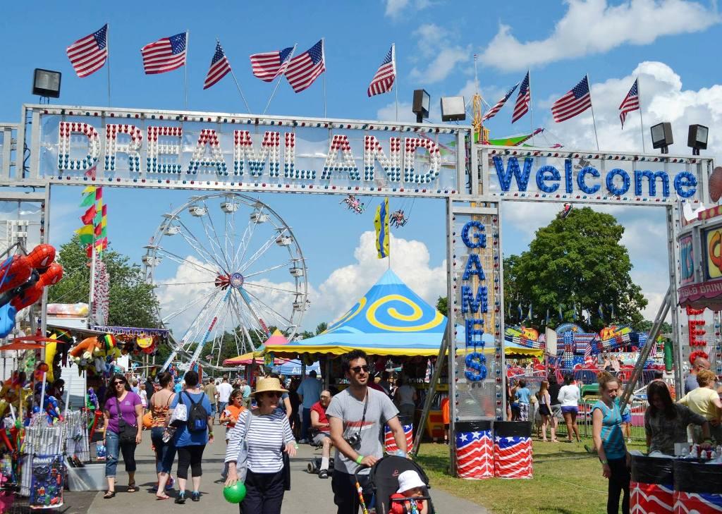Fairs Today Long Island