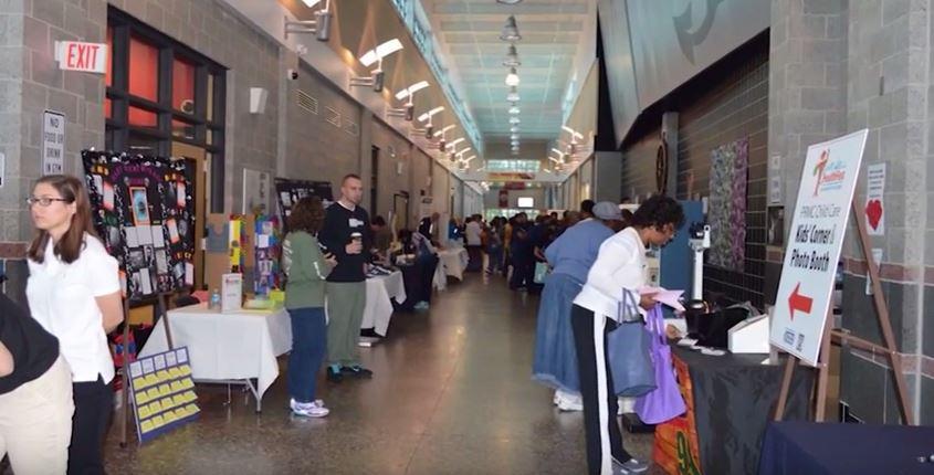 Peninsula Regional Medical Center Healthfest at James M. Bennett High School