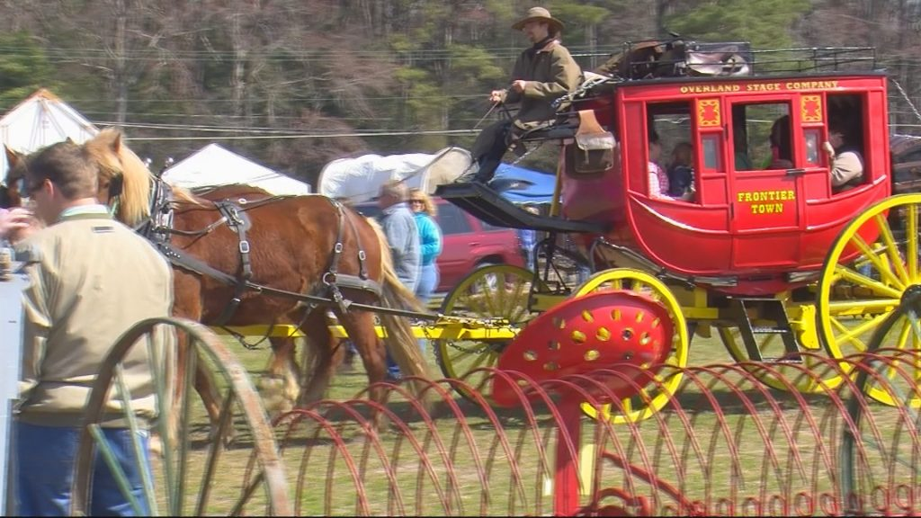 Travels With Charlie: Mount Hermon Plow Days