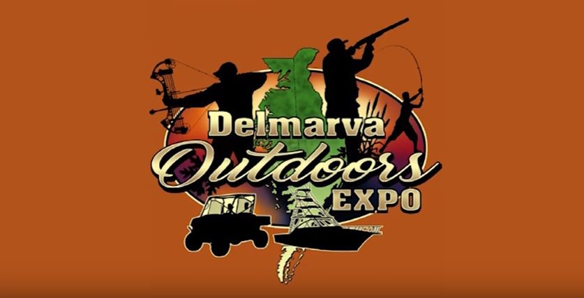 Delmarva Outdoors Expo at the Delaware State Fair Grounds, April 28-30