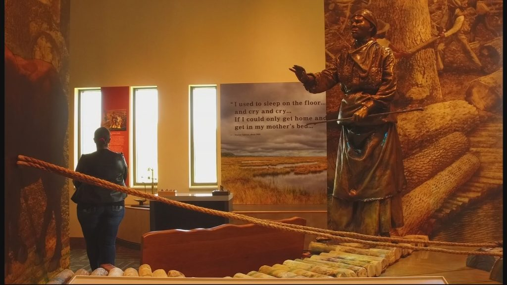 Travels With Charlie: Harriet Tubman Underground Railroad Visitor Center