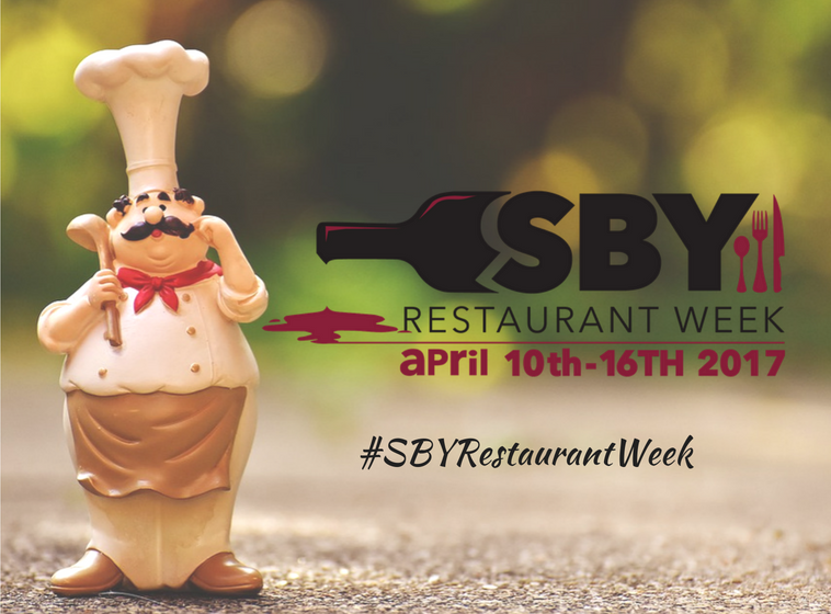 SBY Restaurant Week Back for Third Year