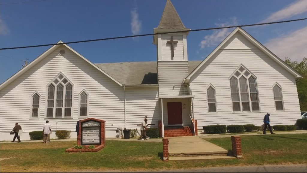 Travels With Charlie: New Bethel United Methodist Church