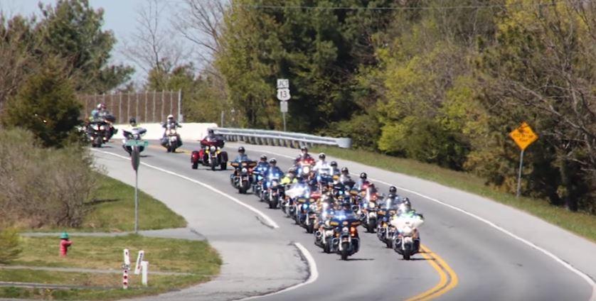 11th Annual Ride to the Tide, April 30