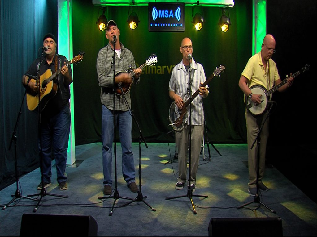 """Flatland Drive Performs """"Gold-Digging, Wrecking Baller Blues"""" and """"Blind Bart"""""""