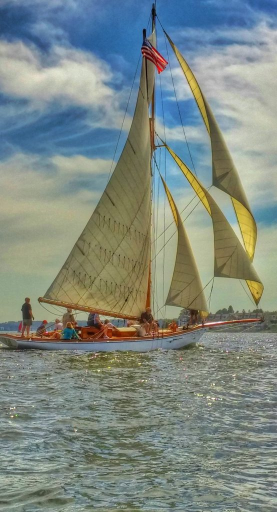 7th Annual Elf Classic Yacht Race Across Chesapeake Bay This Saturday, May 13