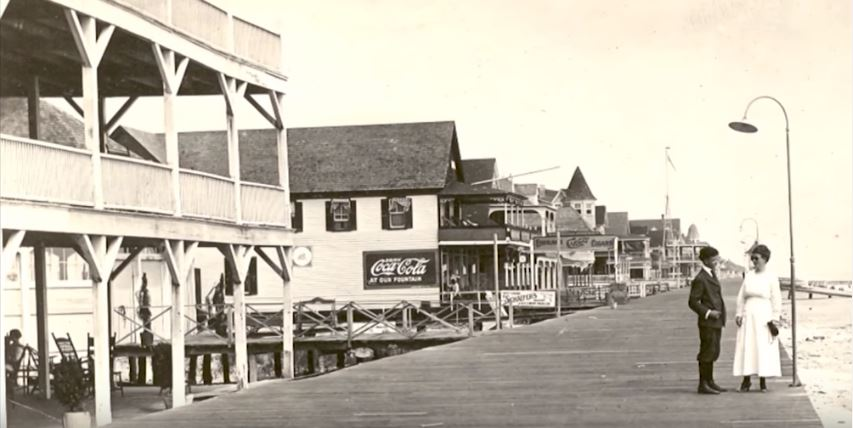 OC Boardwalk History and the OC Life-Saving Station Museum