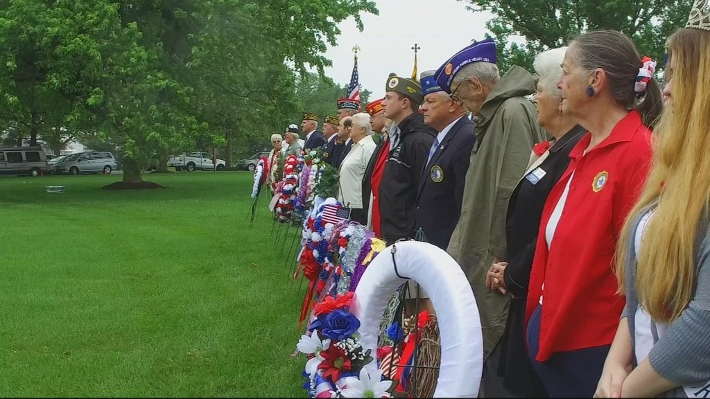 Travels With Charlie: Maryland Veterans Cemetery on May 30th