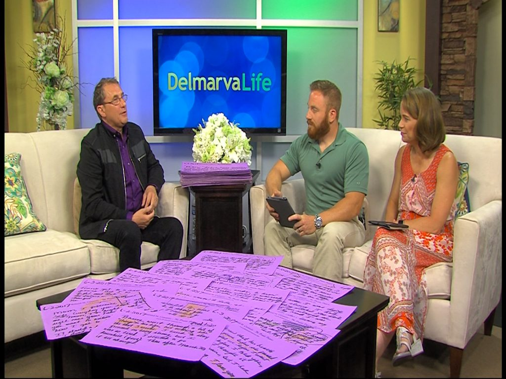 Spiritual Medium, Author and Speaker, Roland Comtois, Explains His Gift and How He's Helping Others Heal