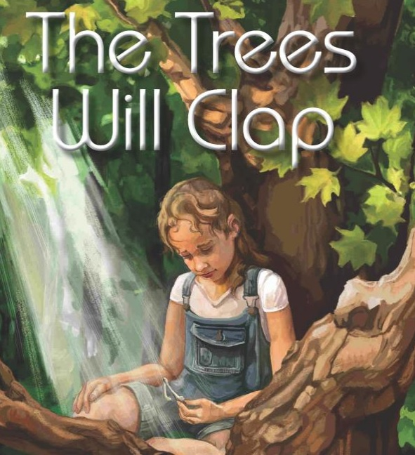 "Author, Bonnie Mae Evans, Talks her New Book, ""The Trees Will Clap"""