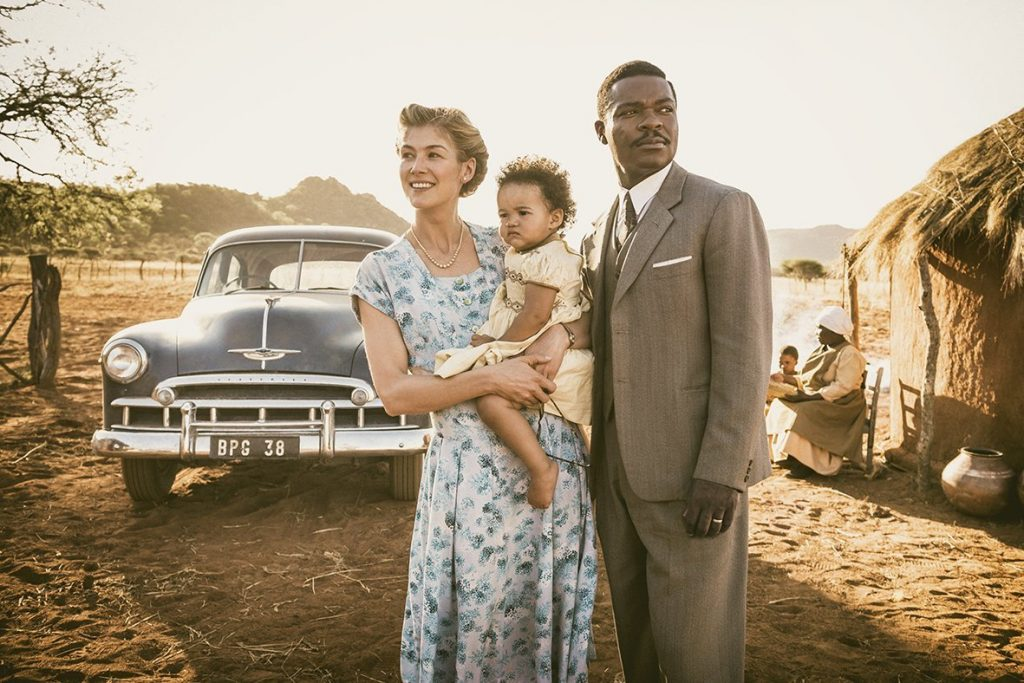 Movie Review – A United Kingdom