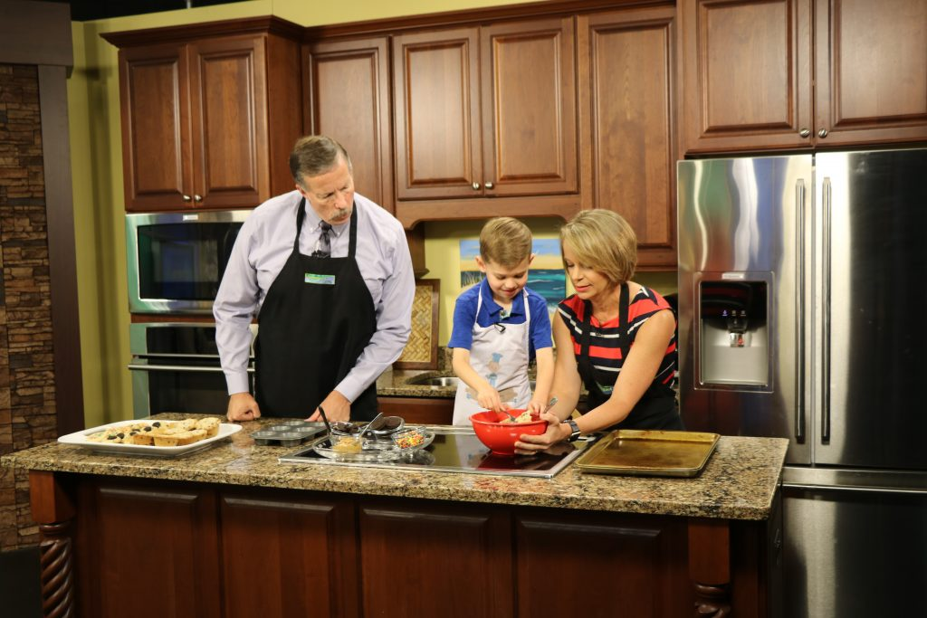 Putting a Spin on a Classic Cookie Recipe with 6-Year-Old Hudson Lumpkin