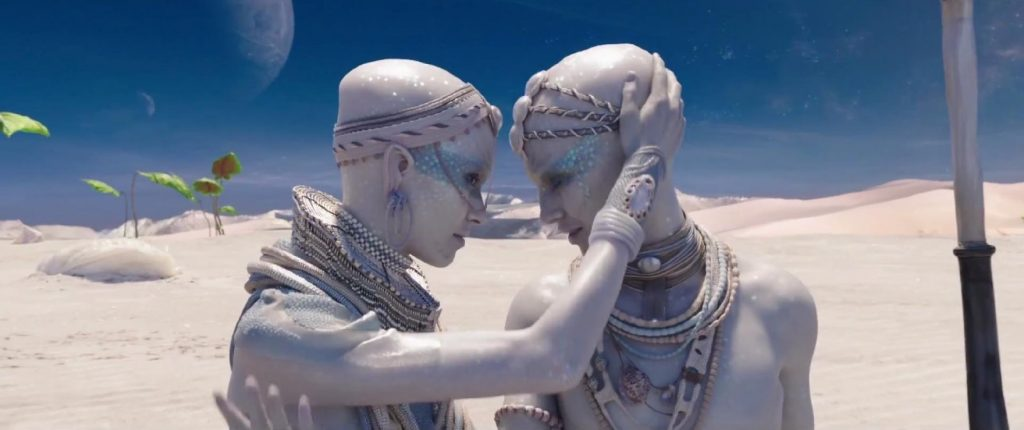 Movie Review – Valerian and the City of a Thousand Planets