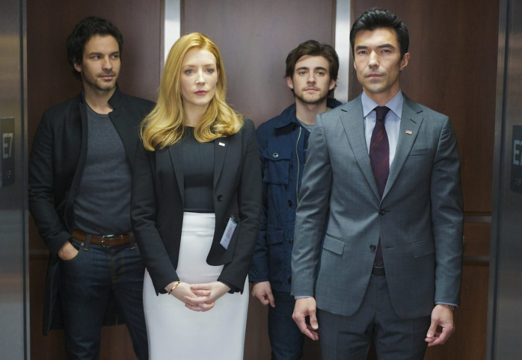 TV Review – Salvation (2017)