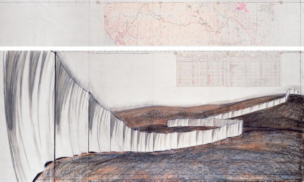 Christo and Jeanne-Claude: The Tom Golden Collection at Biggs Museum