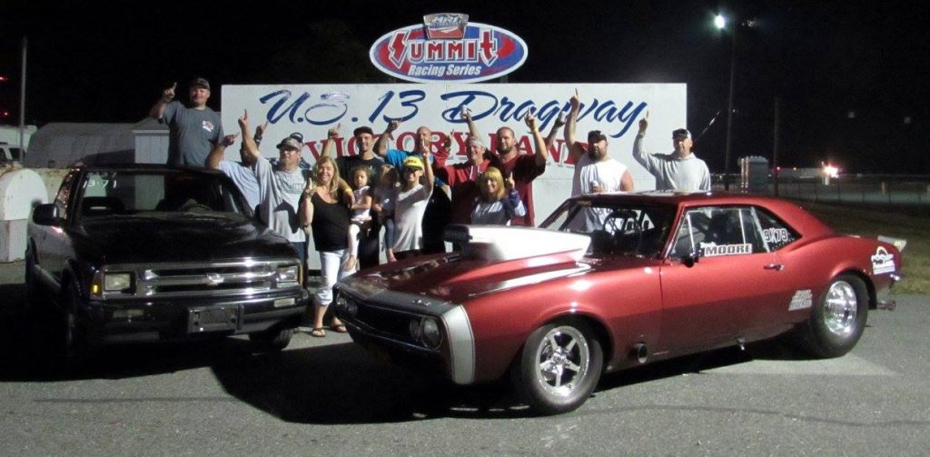 Drag Racing: Two Bothers Take Home The Win: U. S. 13 Dragway